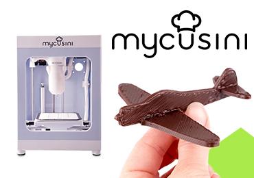 MyCusini Impresora 3D Chocolate